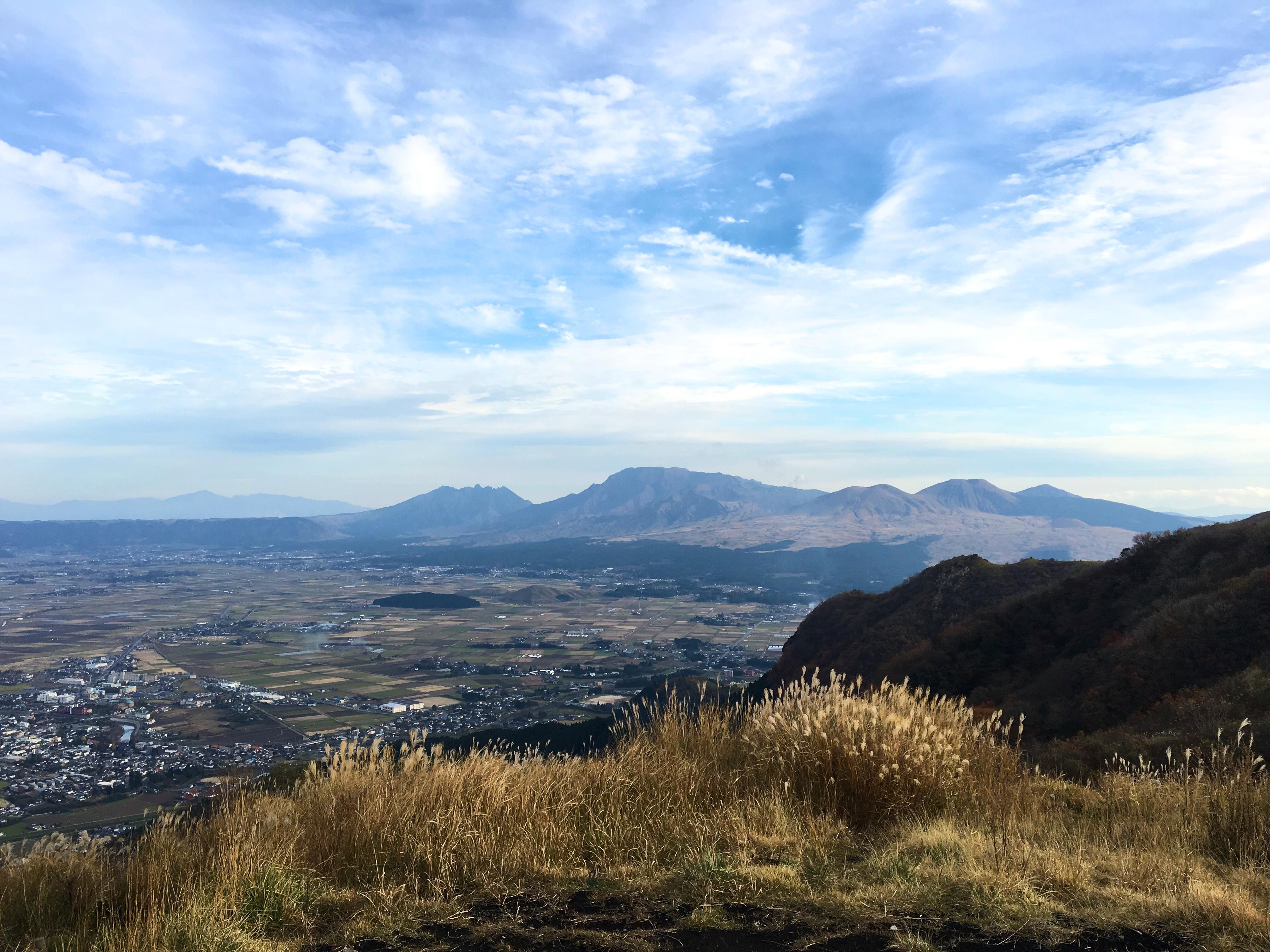 熊本地震後に開放された、かぶと岩展望所に行ってみた!