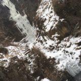 古閑の滝全体