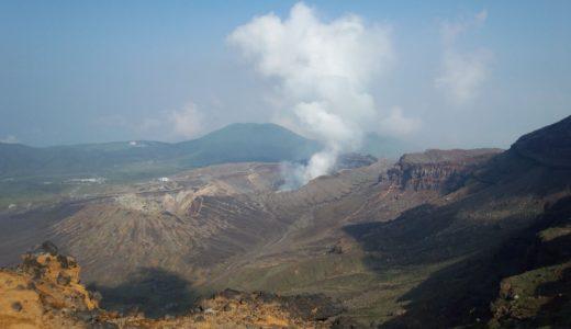 阿蘇山火口立ち入り規制解除!約3年半ぶりに火口見学、観光再開!