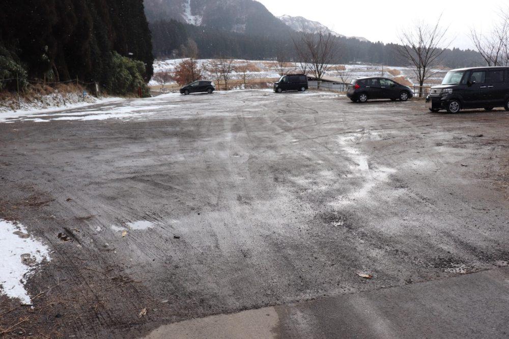 古閑の滝駐車場