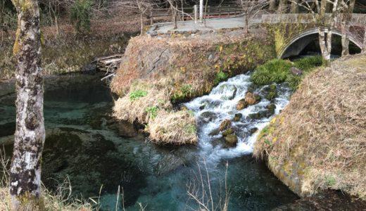 【池山水源】熊本最高峰の名水が湧き出る阿蘇産山村の綺麗な水源を紹介